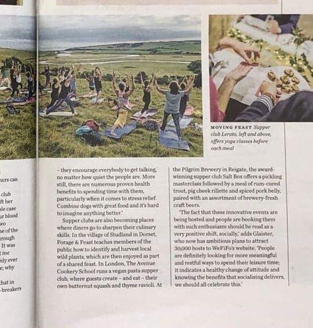 Waitrose Weekend Magazine
