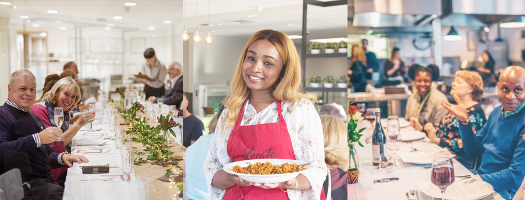 Lerato African Private Cookery Class