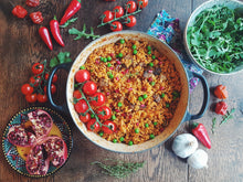Contemporary African Cookery Class - Lerato Foods & Naturals