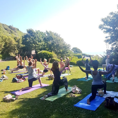 Eastbourne Yoga Brunch Club - Lerato Foods & Naturals