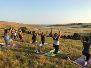 Cuckmere Yoga Retreat with Watersports & Vegan Afternoon Tea - Lerato Foods & Naturals