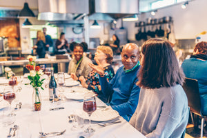 Private Cookery Classes & dinner in London & Sussex - Lerato Foods & Naturals