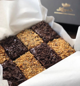 Checker Board Gourmet Brownies Box of 8