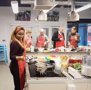Brighton - African Cooking Classes - Lerato Foods & Naturals