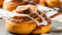 Christmas Baking - Cinnamon Rolls & Afternoon Tea - Lerato Foods & Naturals