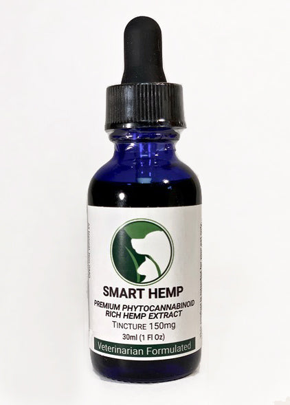 Smart Hemp 150mg CBD Topical Tincture/Oil