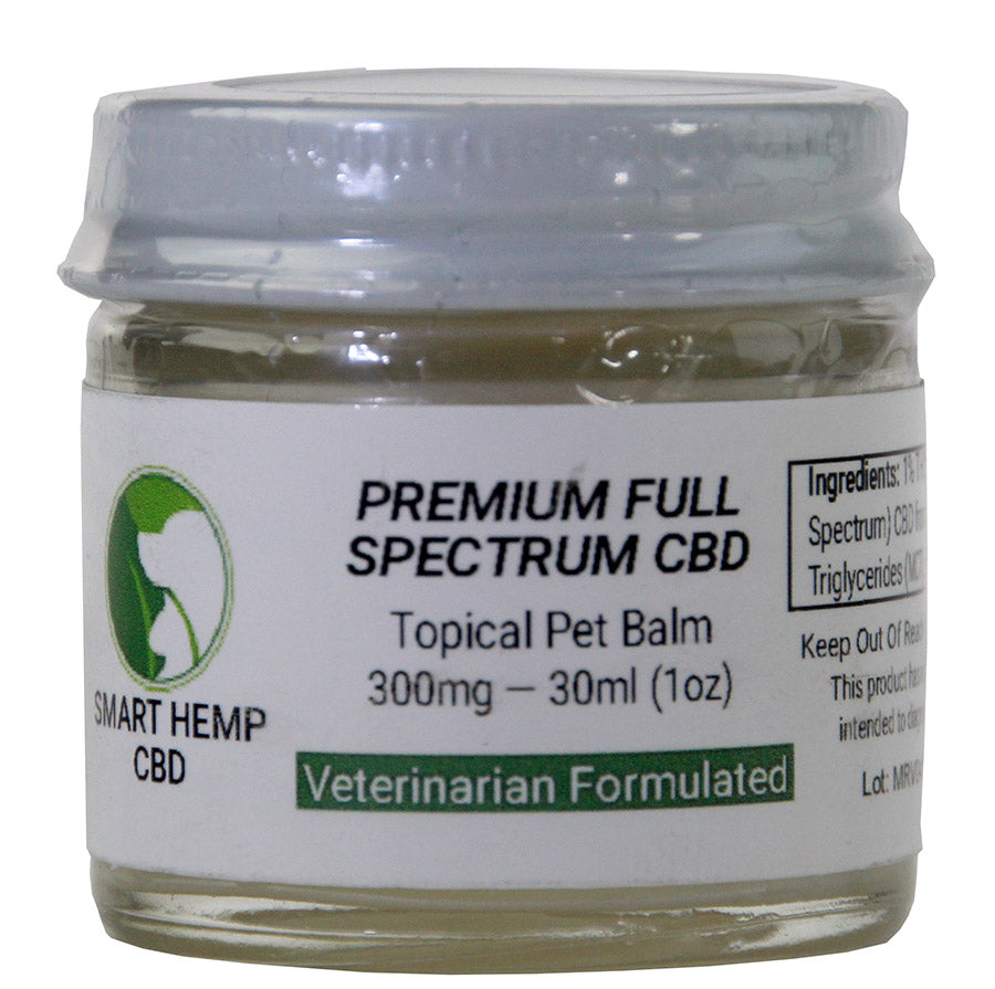 Smart Hemp 1oz Topical Pet Balm