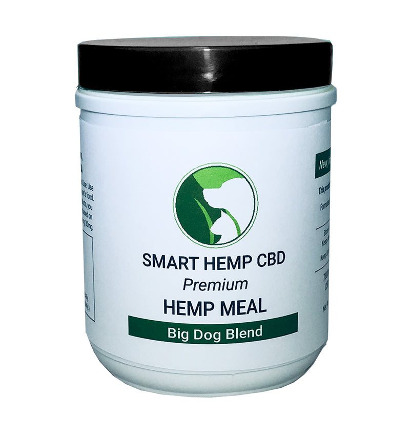 NEW! Hemp Meal - Big Dog Blend