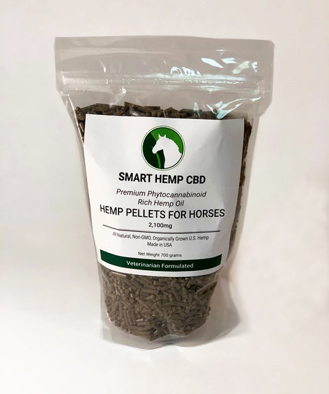 Smart Hemp Equine Pellets