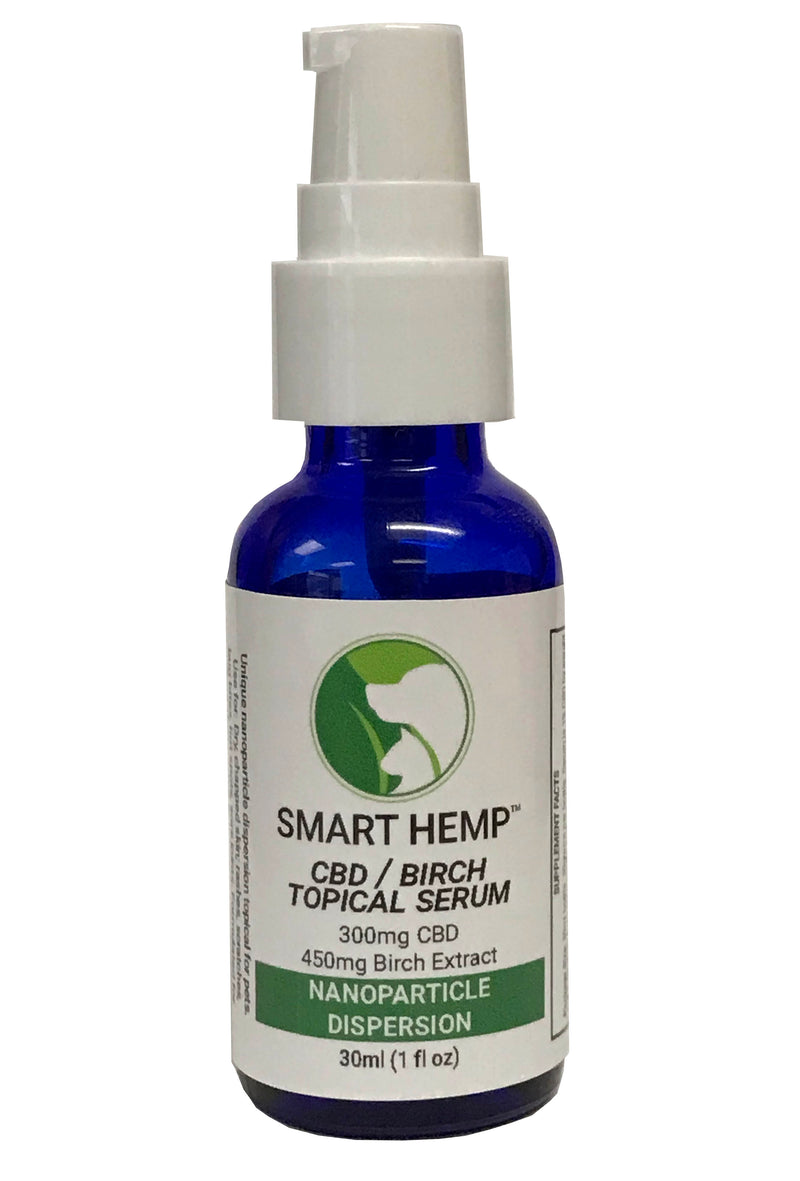 ALL NEW!  Topical Serum