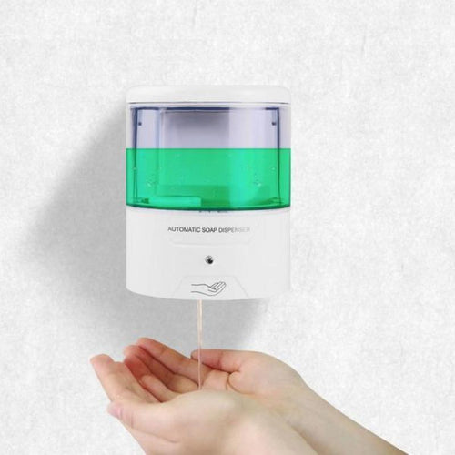 Automatic Touchless Hand Soap Dispenser