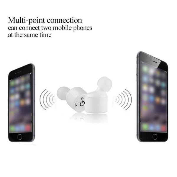 X1T Bluetooth V4.2 Earphone Separated Headset-FORNORM-forgift.online