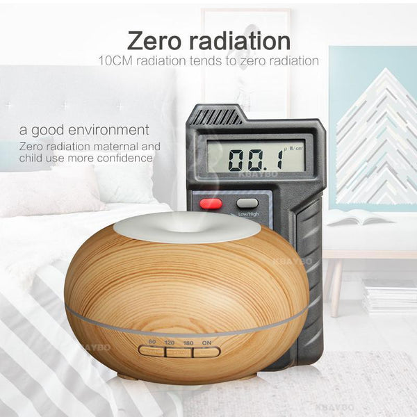 Essential Oil Diffuser - Air Humidifier Woodgrain KH 43