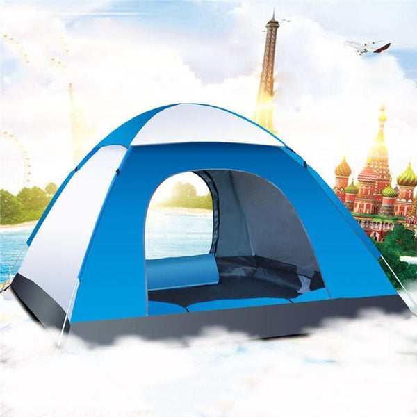 Family Tent Double Speed to Open | Camping/Beach-Oberlo-forgift.online