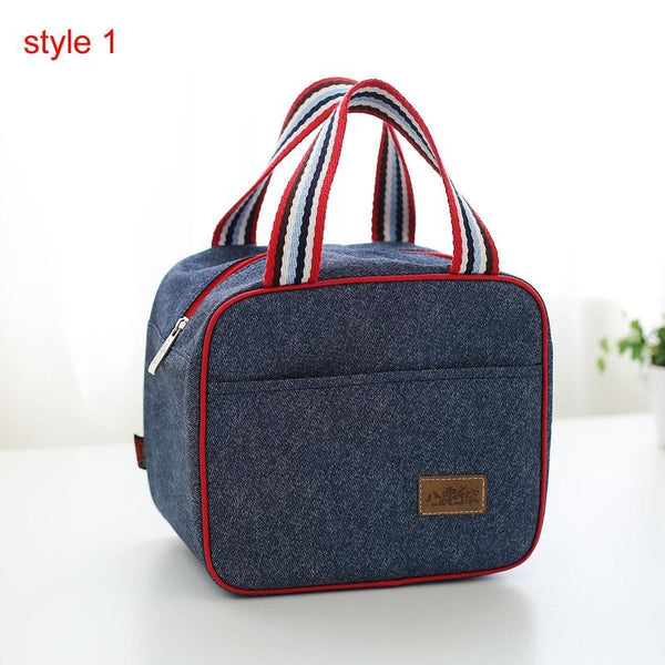 Fashion Lunch Bag for Picnic