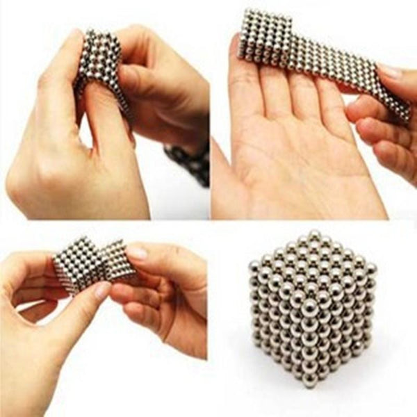 Magic Cube Magnetic Puzzle