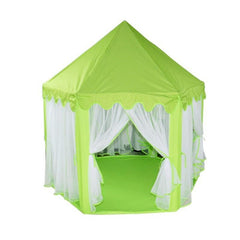 Prince and Princess Castle Play Tent