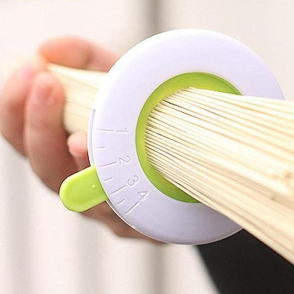 Compact Spaghetti Measures Adjustable Portion Guide-Kitstorm-forgift.online