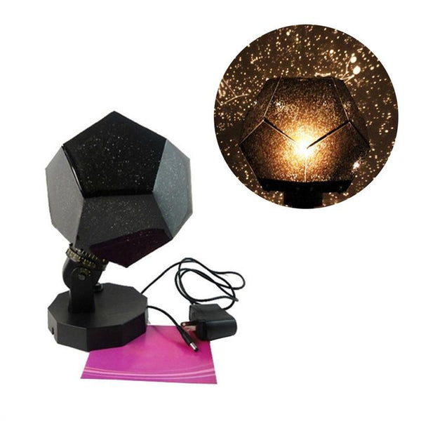 Starry Sky Night Lamp Projector