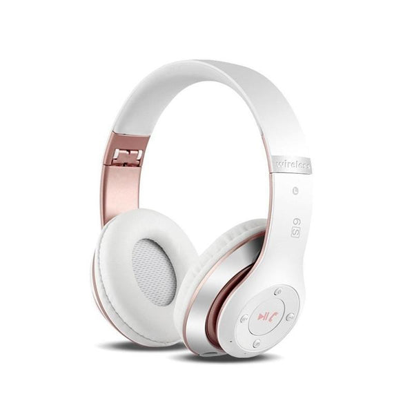 Wireless Headphone with FM and Memory Card