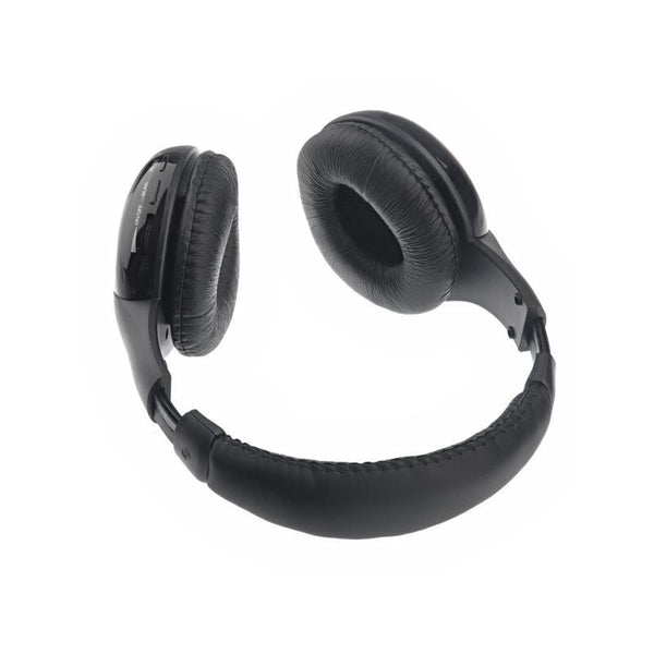 Wireless Headphone with FM Radio & Wireless