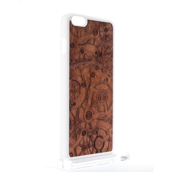 Wood Mechanism Phone Case