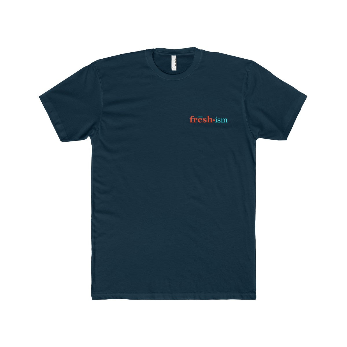 Freshism Men's Premium Fit Crew T-Shirt