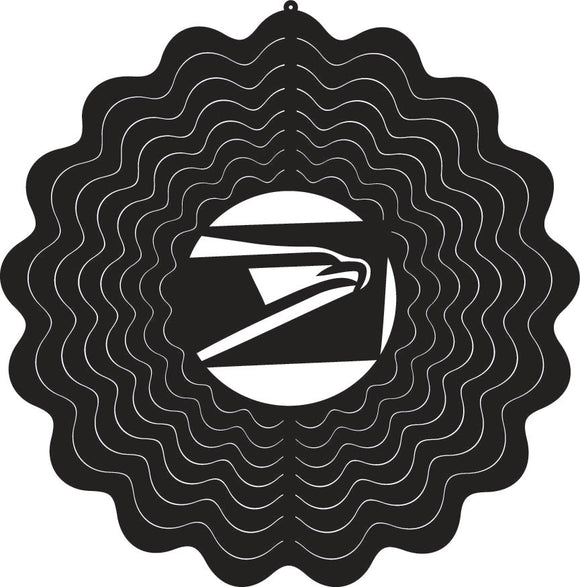US Mail Wind Spinner