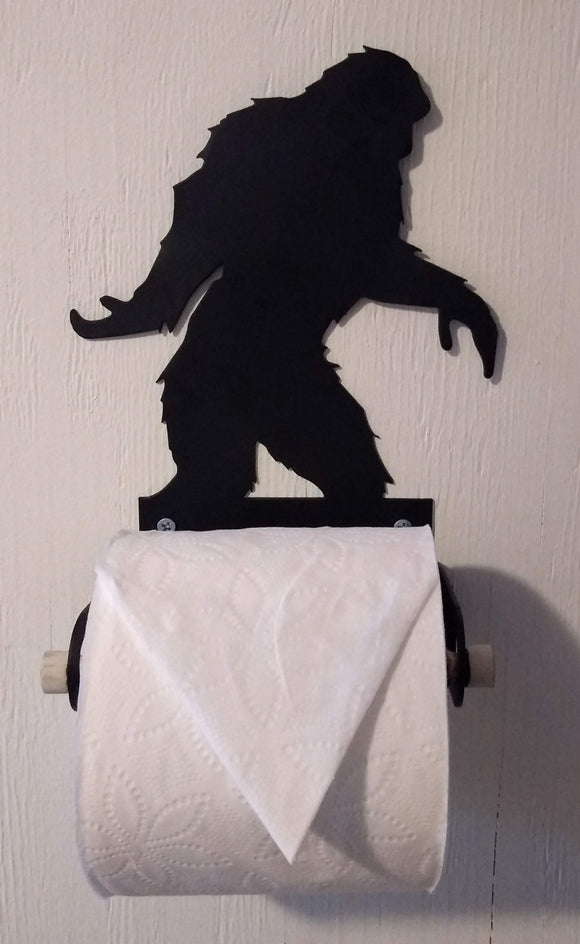 Big Foot Toilet Paper Holder
