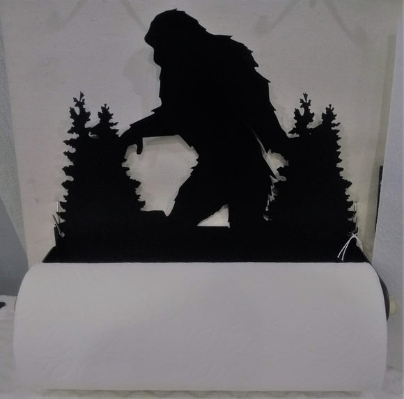 Big Foot Paper Towel Holder