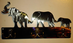 Elephant Key Chain Hanger