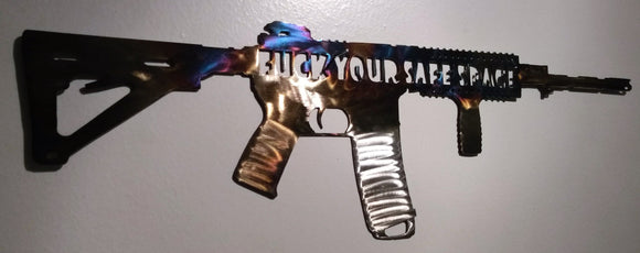 Fuck Your Safe Space AR