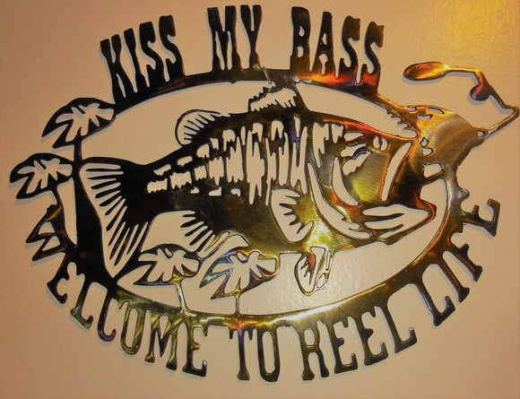 Kiss My Bass - Welcome to Reel Life