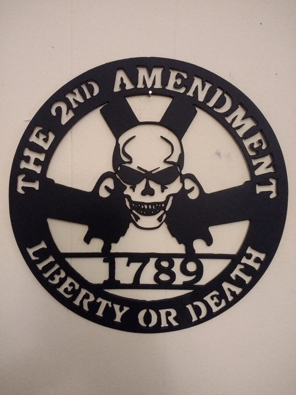 2nd Amendment Liberty or Death