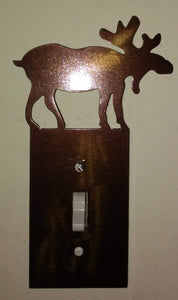 Moose Single Light Switch Cover