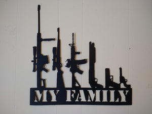 My Family with Guns