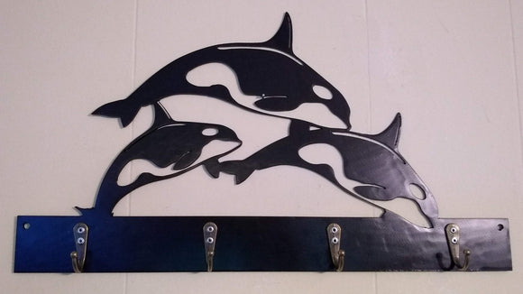 Orca Mug or Towel or Robe Hanger