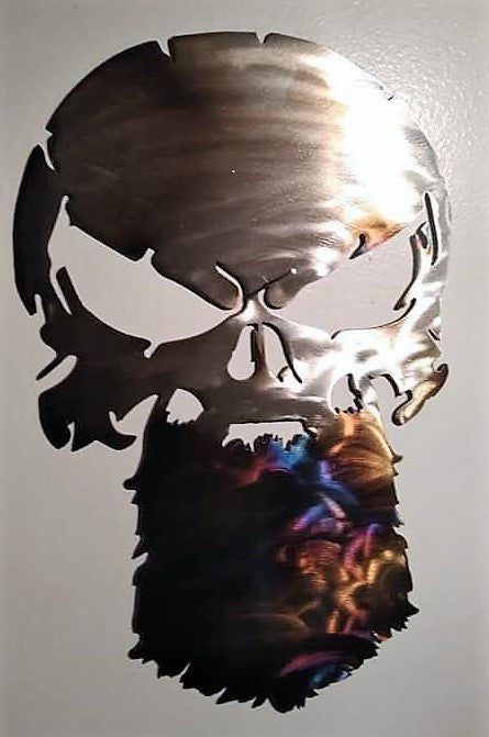 Bearded Skull Guy