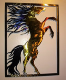 Stallion Rearing artwork
