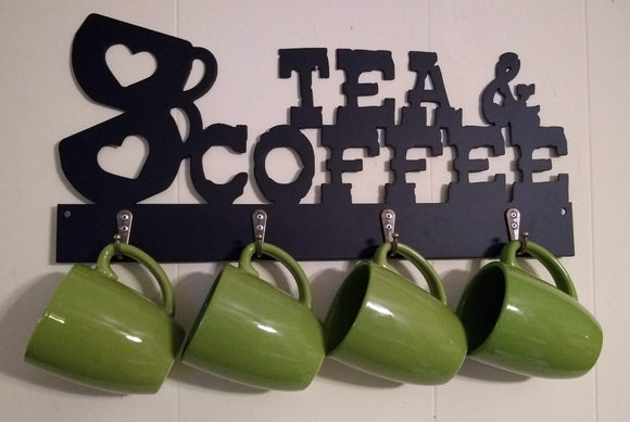 Tea & Coffee Mug Holder