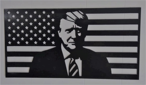 United States of America Trump Flag
