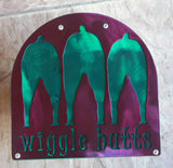 Wiggle Butts Hitch Cover