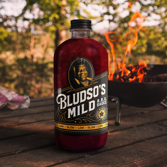 Bludso's Original Barbeque Sauce