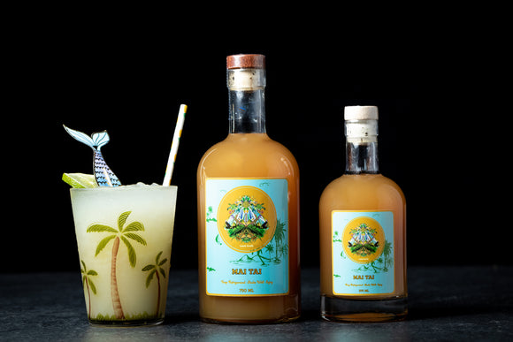 Banana Bread Mai Tai (Bottled Cocktail)