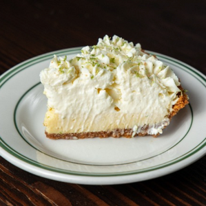 Mexican Lime Pie