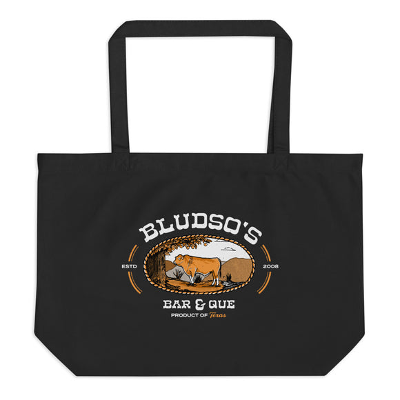 Fruit of The Land Tote - Black