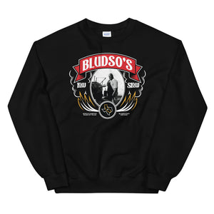 Kevin Bludso Low & Slow Portrait Sweatshirt - Black