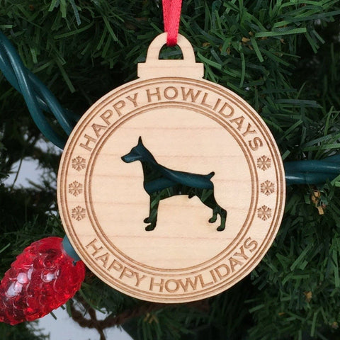 Dog - Ornaments - Doberman