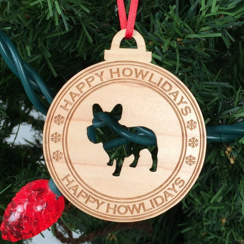 Dog - Ornaments - French Bulldog