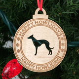 Dog - Ornaments - Whippet
